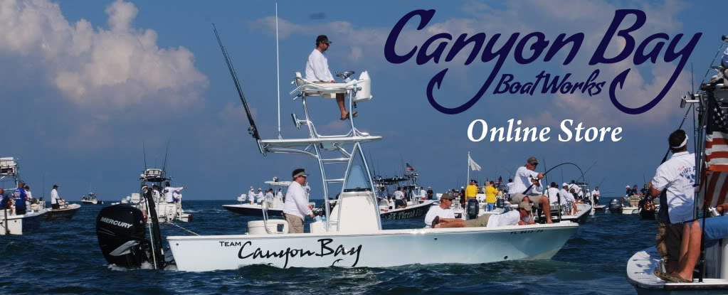 Canyon Bay Boatworks Online Store